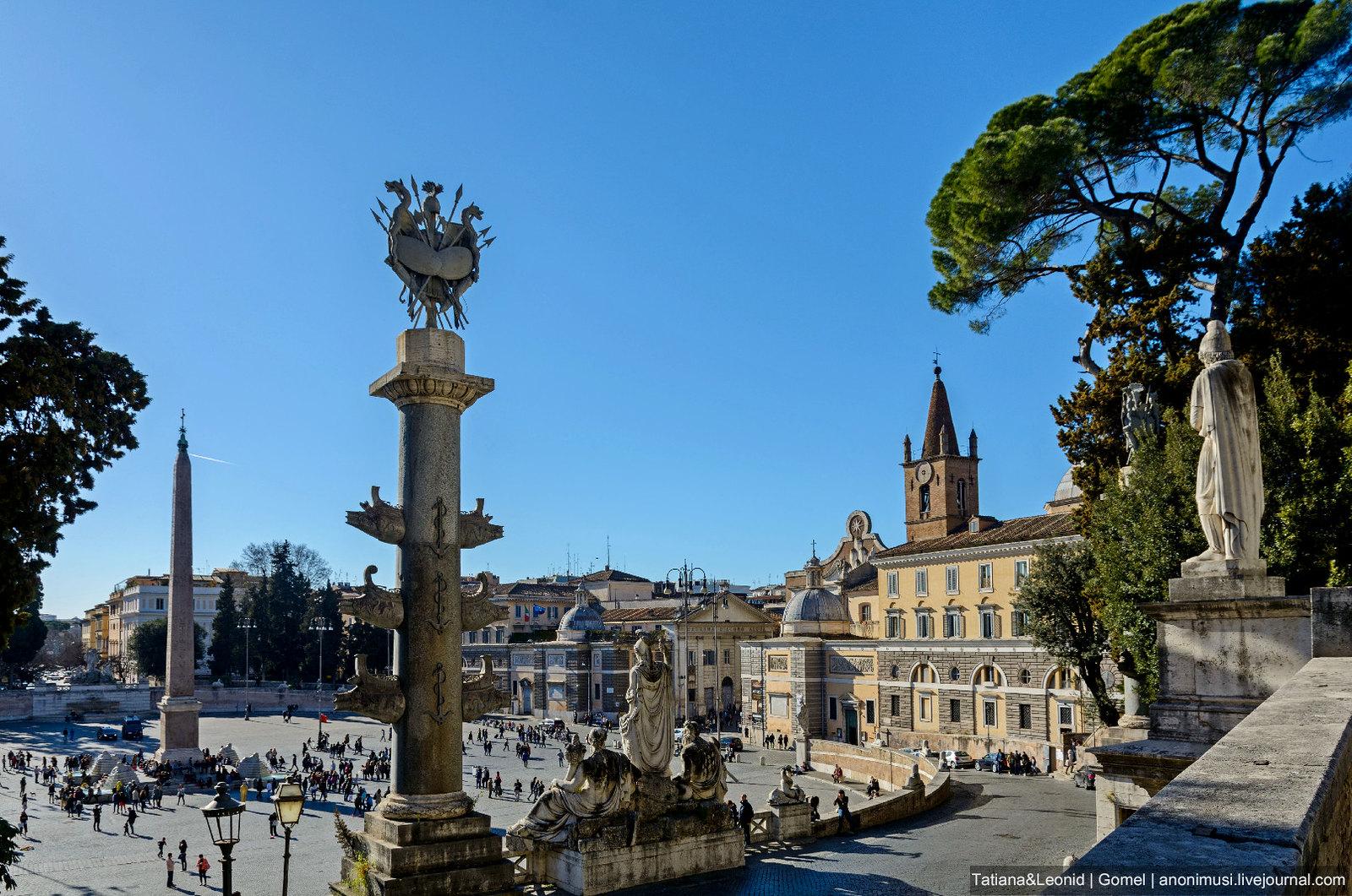 Рим. Италия