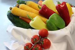 Gemüse im Kurhaus Bad Gleichenberg