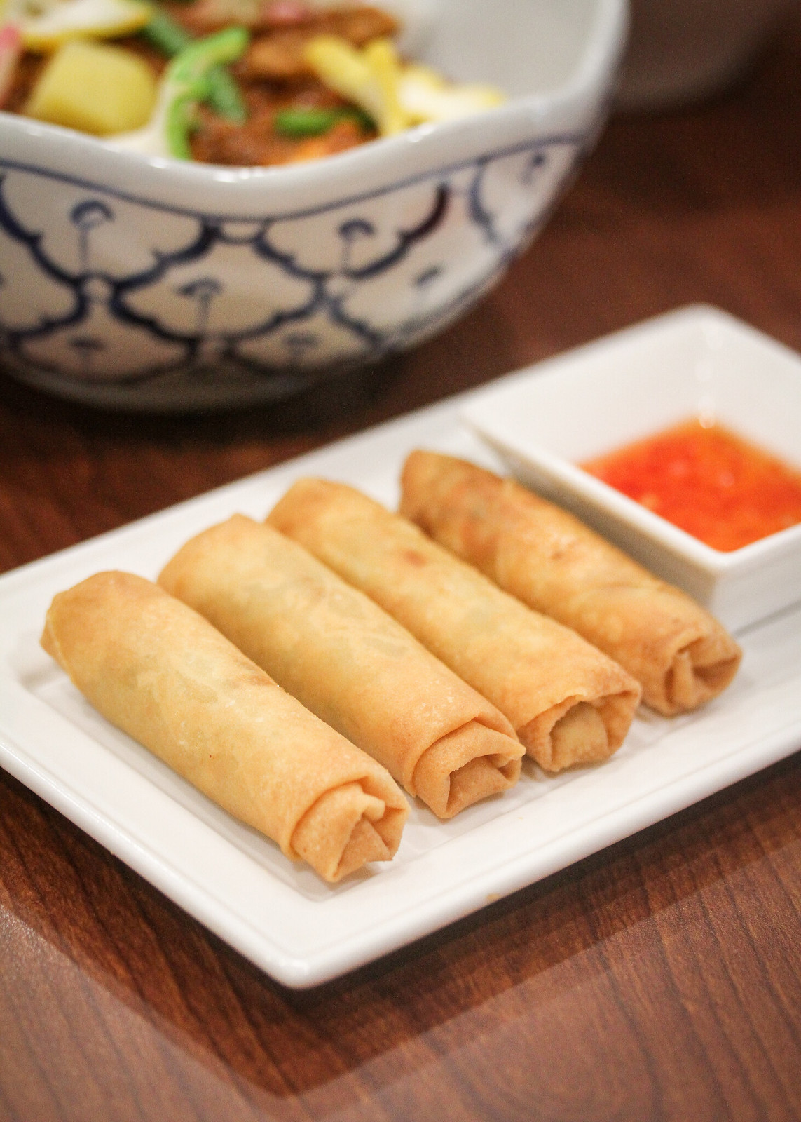 My Makan Place Spring Rolls