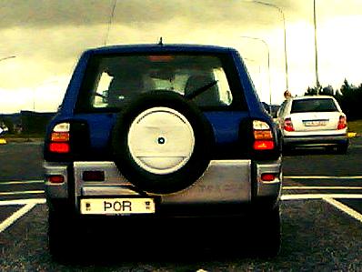 þor, the car