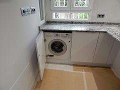 lavadora integrada