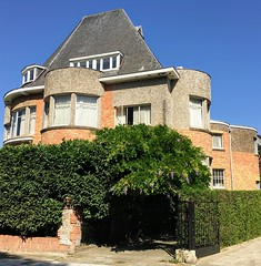 Ghent - Villa Virginie Henderick (1932)