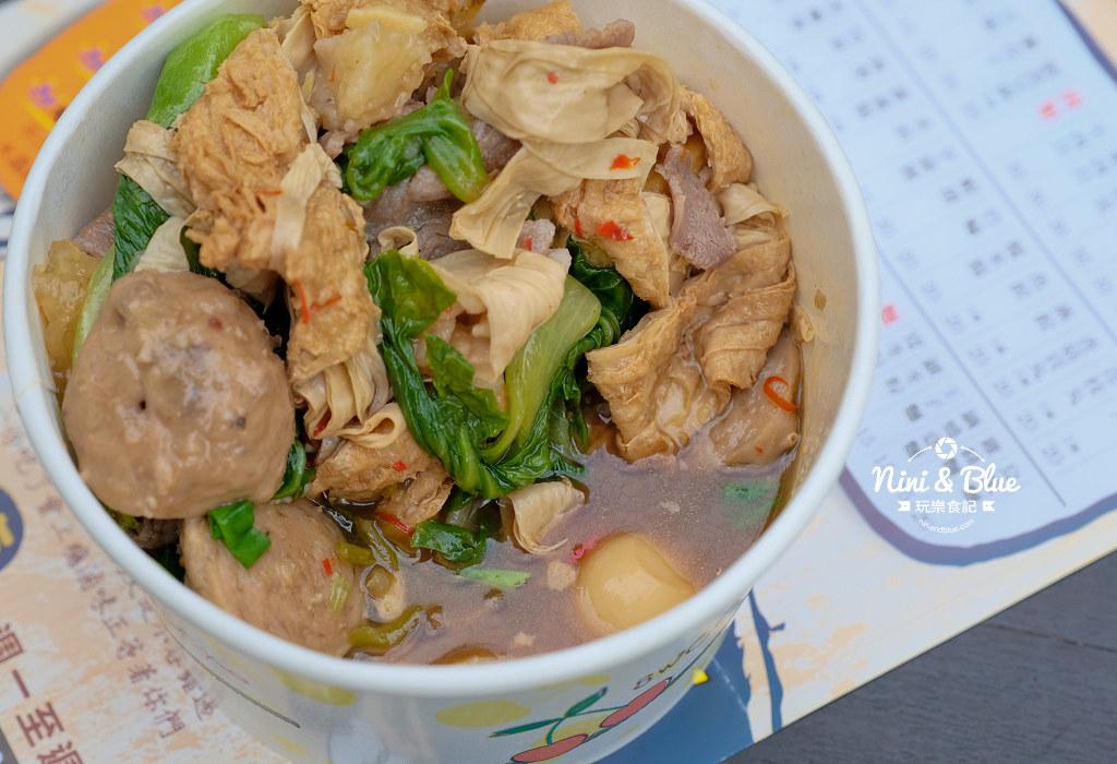 葉嗑膜滷味.中華夜市美食17