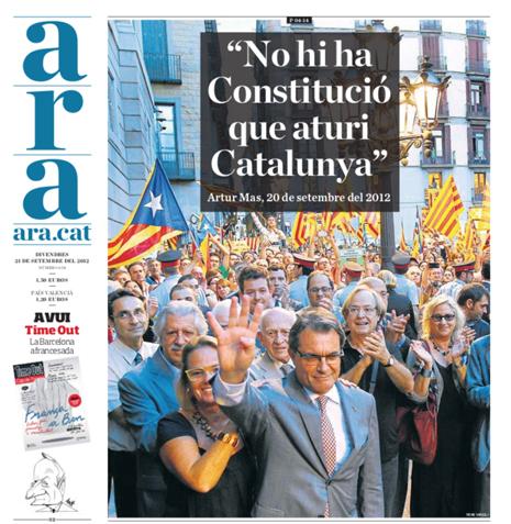 18g09 ara del 21 septiembre 2012 AMas No hay Constitución que pare a Cataluña Uti 465