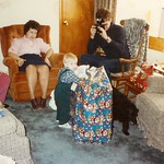 1983-12 Joanne+Elaine+Wil+Bill