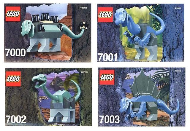 HEY LEGO! Where's My...? Ankylosaurus