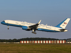 United States Air Force | Boeing C-32A | 09-0016