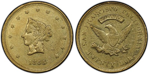 1855 Wass Molitor Small Head $20
