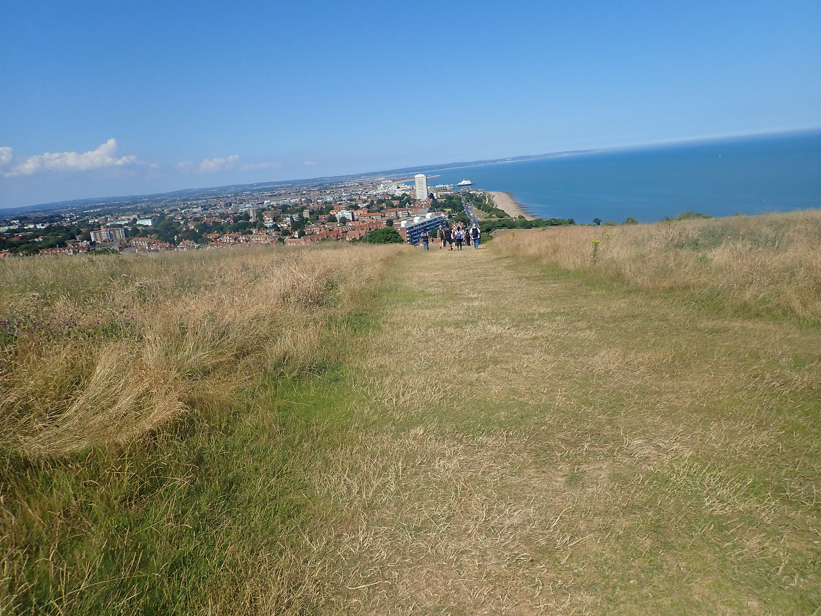 photo from walk 14/07/2018 Coastal walk