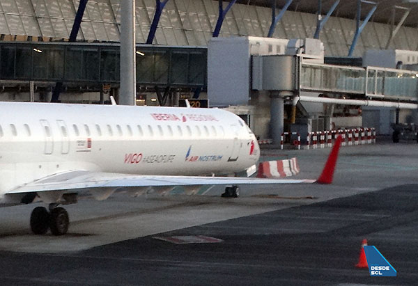 Air Nostrum CRJ900 MAD (RD)