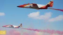 Patrulla Aguila 2 - RIAT Fairford 2018