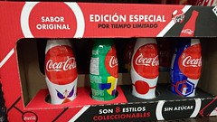Coca Cola World Cup Collection