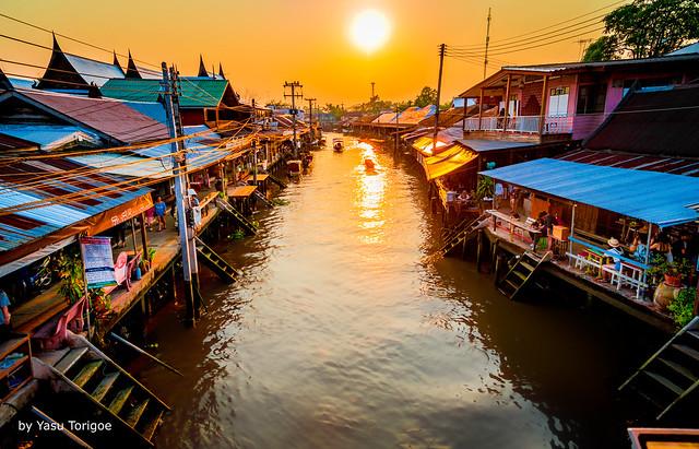 Amphawa Floating Market Thailand-27a