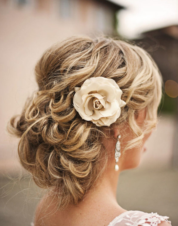 Fanciful Wedding Hairstyles 2018 For Chic Long Hair |Exclusive 1