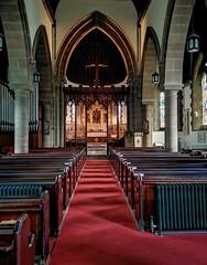 St Cuthbert's Church Hawick