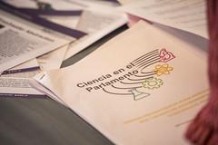 Jornadas preparatorias de #CienciaenelParlamento 2018: Las bases del asesoramiento científico y tecnológico al poder legislativo