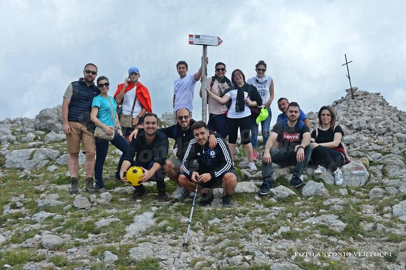 Monte pruno giovani escursione 5