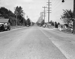 Dexter Avenue near Aloha, 1944