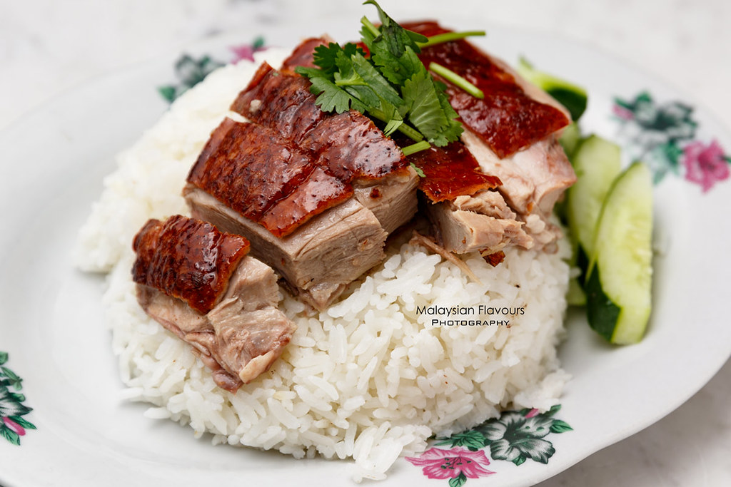 Pudu Barbecue - Roast Duck Rice