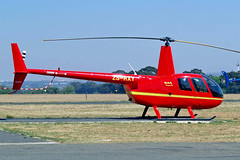 ZS-RXY Robinson R-44 Raven II [10910] Johannesburg-Rand~ZS 21/09/2006