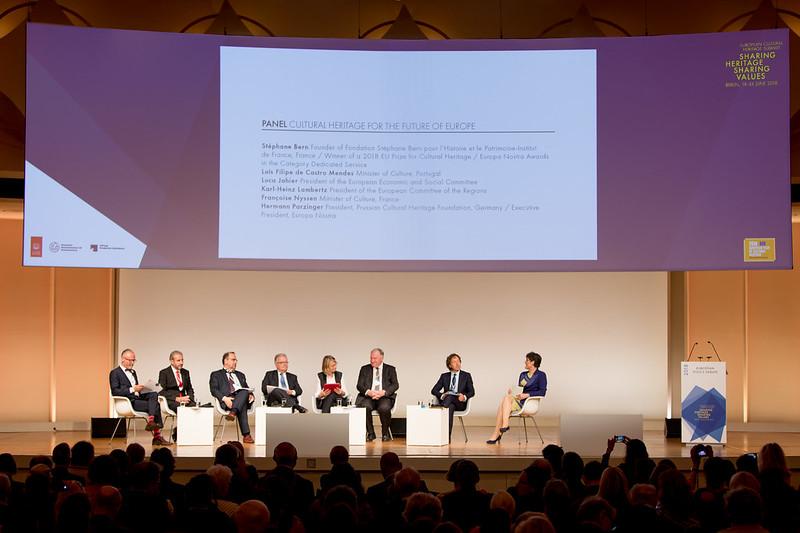 European Cultural Heritage Policy Debate