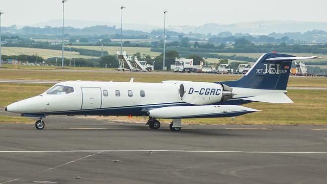 D-CGRC @ Cardiff Airport 040718