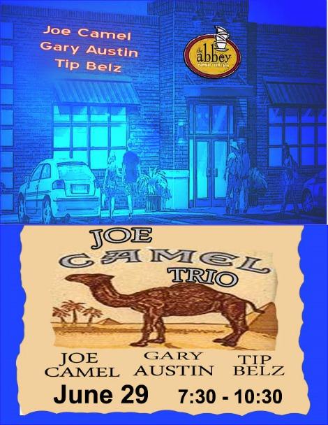 Joe Camel Trio 6-29-18