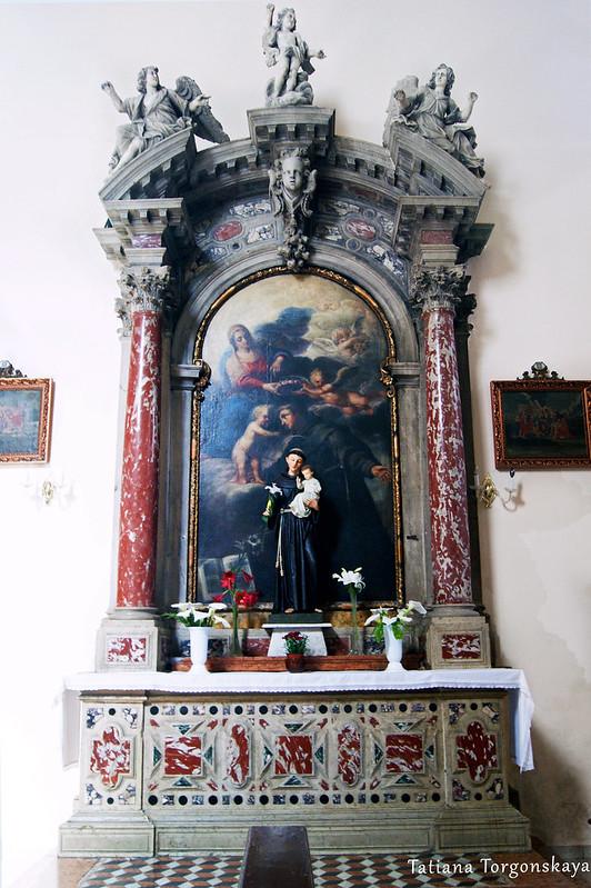 Алтарь Св. Франциска