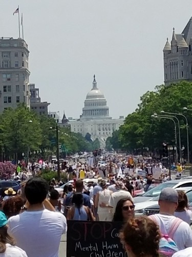 Families Belong Together March