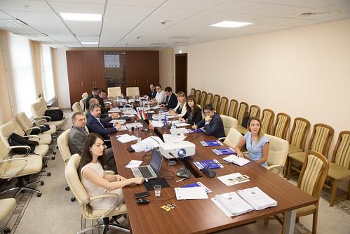 11.07.2018 A treia ședință a Comitetului de coordonare a Proiectului Twinning