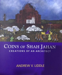 Coins of Shah Jahan book cover