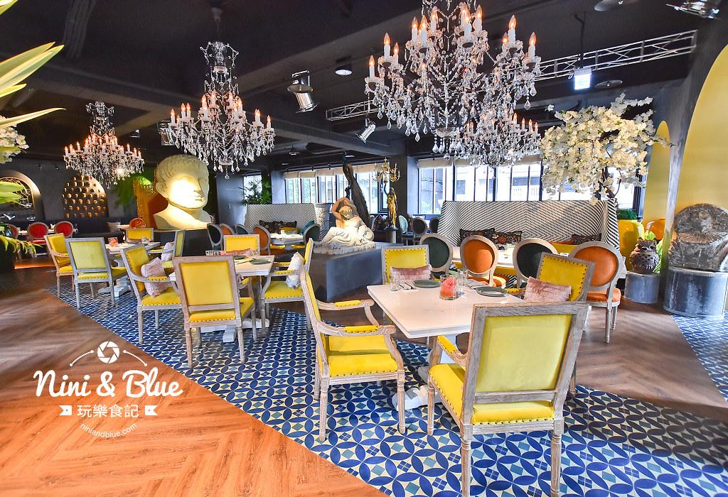 woo 泰式料理  台中 清邁 蔦屋 市政 餐廳 25