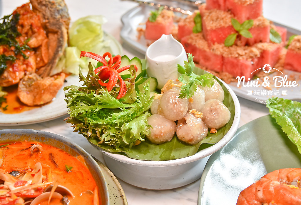 woo 泰式料理  台中 清邁 蔦屋 市政 餐廳 20