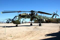 United States Army | Sikorsky CH-54A Tarhe | 68-18437 | Pima Air &