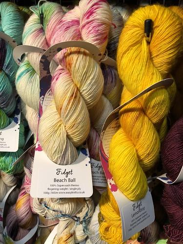 Edinburgh Yarn Festival 2018 | EvinOK.com