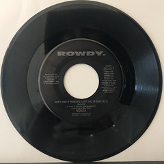 MONICA:DON'T TAKE IT PERSONAL(JUST ONE OF DEM DAYS)(RECORD SIDE-A)