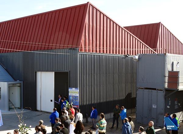 SCL Hangar SCL Maintenance (RD)