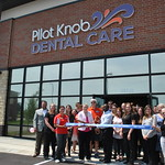 Ribbon Cutting - Pilot Knob Dental