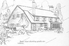 Sears Modern Homes 1927 Glen Falls