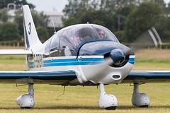 G-BRBK Robin DR400-180 Regent