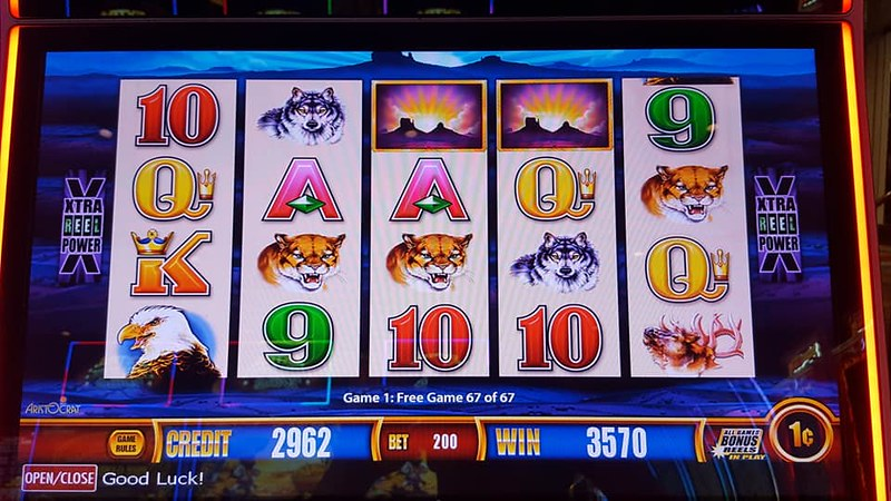 Casino slots online sbobet
