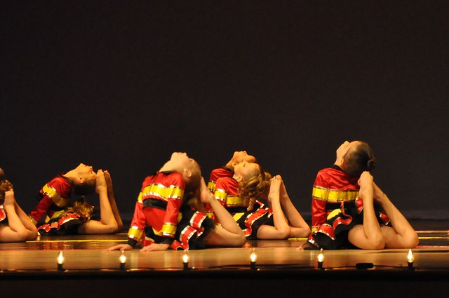 Dance Recital - Acro