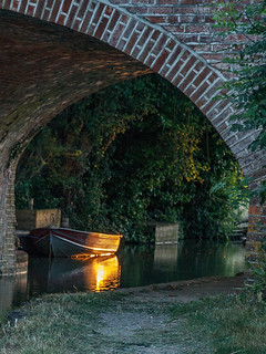 365-166 Rowing Boat