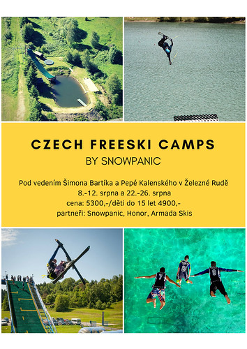 Czech Freeski Camps 2018