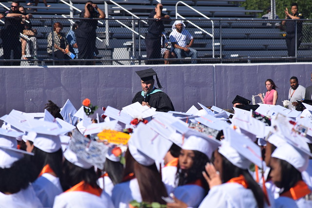Eastside High School graduation 2018