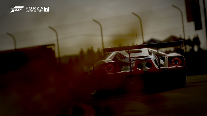 Ford #66 Ford Racing GT Le Mans 2016