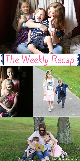 The Weekly Mom Life Recap - #momblogger #momlife #kids #photography #bigfamilylife #Downsyndrome