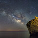 At Aphrodite's Rock by Andreas Iacovides
