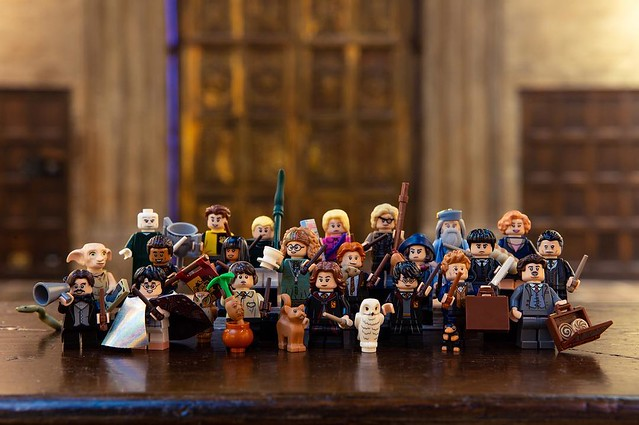 Gotta Bewitch 'Em All! LEGO WIZARDING WORLD 71022 Harry Potter and Fantastic Beasts Collectible Minifigures