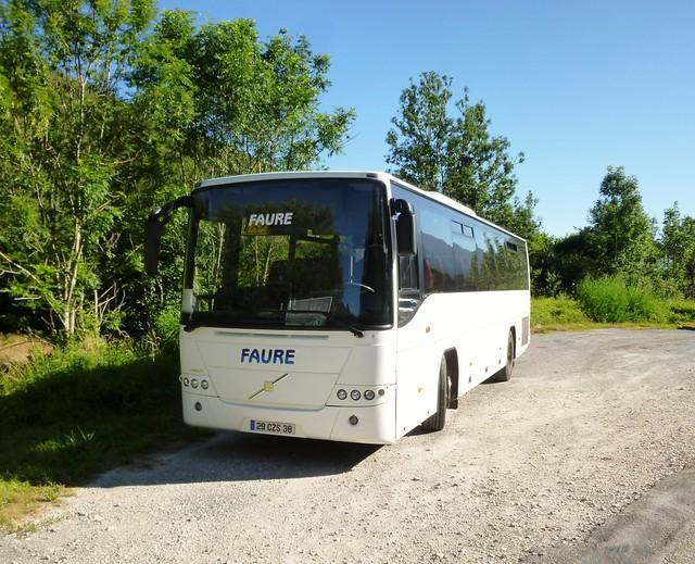 Volvo 8700 Faure, Panasonic DMC-SZ3